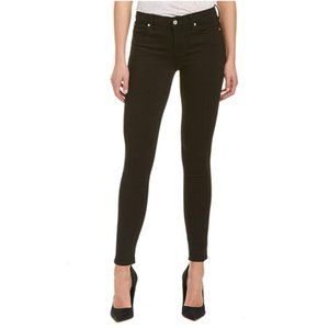 "Like New! 7FAM ""The Skinny"" Black Jean - Size 24"